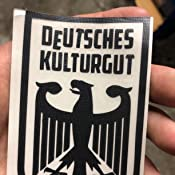 521 Deutsches Kulturgut Geplotteter Aufkleber Sticker Usw Auto