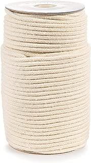 Darice Bulk Buy DIY Macrame Cord Natural Cotton 32ply 3mm (3-Pack) 1971-15