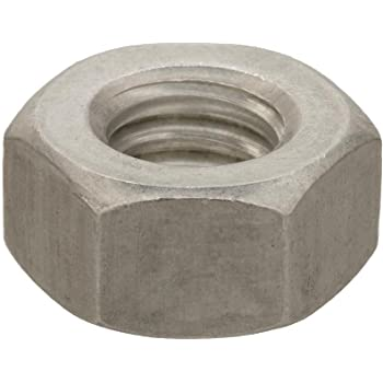 """25 Structural - Hot Dip Galvanized 1-1//2/""""-6 Heavy Hex Nuts"""