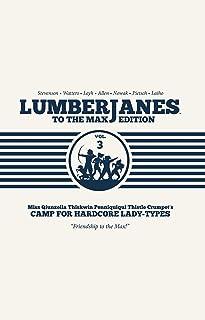 Lumberjanes To the Max, Vol. 3