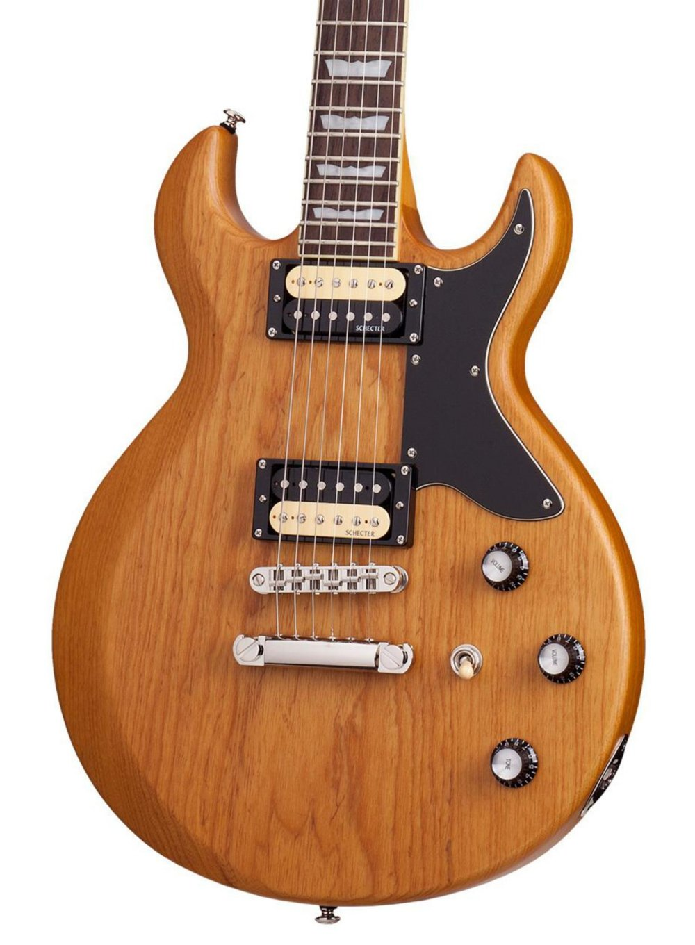 Cheap Schecter Guitar Research S-1 Electric Guitar Satin Aged Natural Black Friday & Cyber Monday 2019
