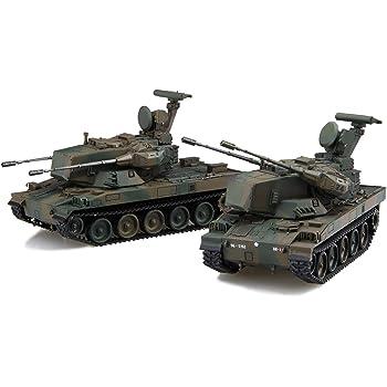 フジミ模型 1/72 ミリタリーシリーズ No.9 陸上自衛隊 87式自走高射機関砲 プラモデル ML9