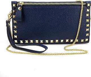 Jieway Women Clutch Bags Purse Rivets Handbags, Evening Bags Crossbody Bag