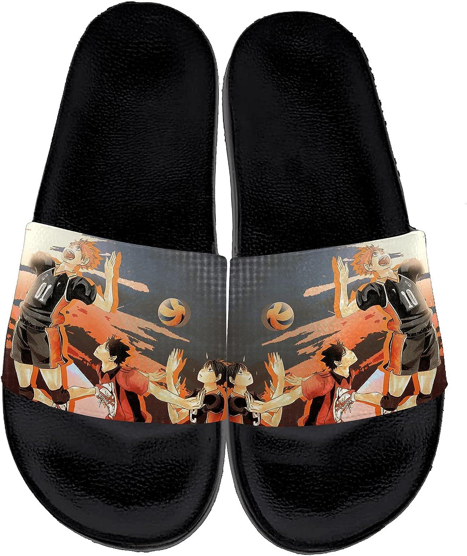 Japanese Anime Slippers for Men Women Custom Ultra Super beauty product Elegant restock quality top Co Soft
