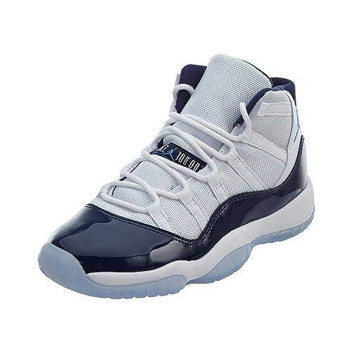 f12bf3ef34f3 Air Jordan 11 Basketball Shoe Youth Big Kids GS US Size 5