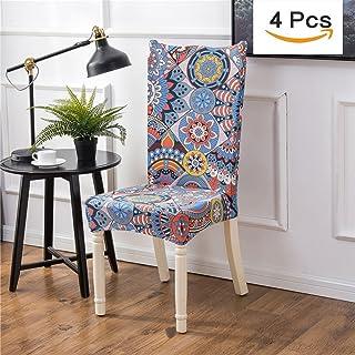 Amazon.es: fundas para sillas respaldo alto