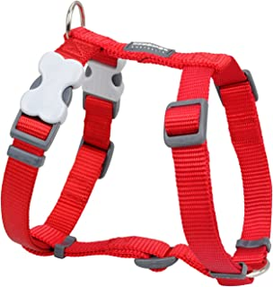 Red Dingo Classic Dog Harness, X-Large, Red