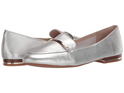 Kenneth Cole New York Balance Loafer Bar (Platinum) Women