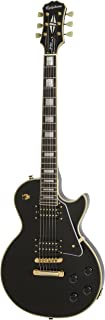 Epiphone Les Paul Custom Classic Pro - Limited Edition - Electric Guitar, Ebony
