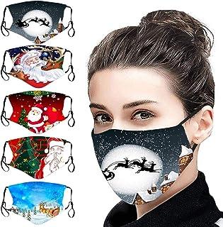 3 piezas gris 3 piezas de algod/ón para la boca cubierta de la cara para adultos hombres y mujeres polvo y neblina transpirable Pa/ñuelo protector reutilizable y lavable
