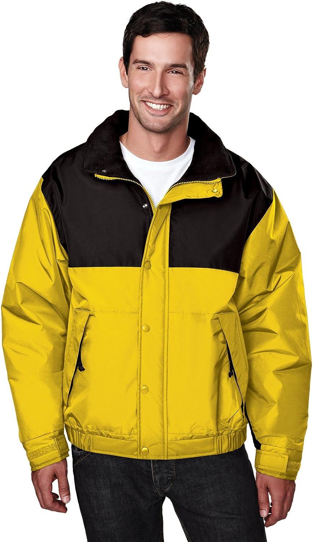 Tri-Mountain Windproof Winter Jacket w/Heavyweight Toughlan Nylon. 9022