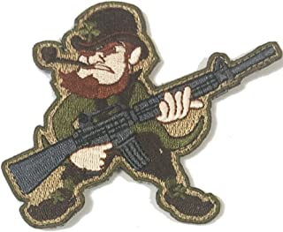 Evil Leprechaun AR-15 Tactical Morale Patch