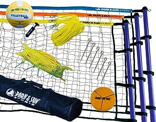 Park & Sun Sports Tri Ball Sport Set 3 Way Volleyball