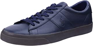 Polo Ralph Lauren Sayer Mens Sneakers, Multicolour (Bright Navy/Nicotine), 10.5 UK (44.5 EU)