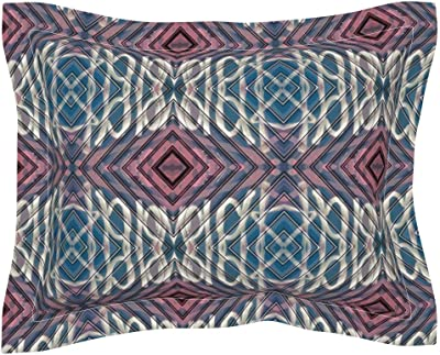 16x24 Jaipur Tribal Pattern Black//Taupe Linen Poly Filled Pillow