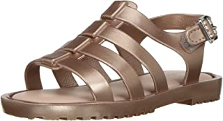 حذاء باليه ميني فلو لامع للأطفال من ميليسا