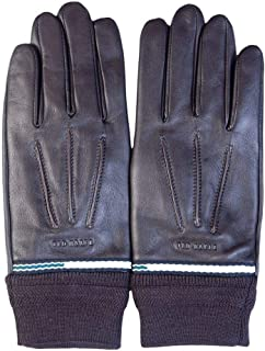 Ted Baker Men's Dockers Leather Gloves