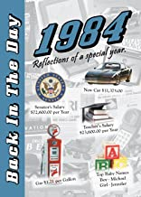 1984 Back In The Day - 24-page Greeting Card / Booklet with Envelope