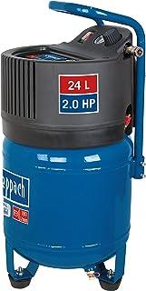 Scheppach Kompressor HC24V (1500 watt 24 L, 10 bar, insugningsförmåga 180 L/min, oljefri)