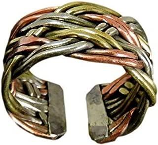 Hands Of Tibet Tibetan Om Mani Padme Hum Healing Ring