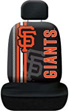 غطاء مقعد Rally لفريق San Francisco Giants MLB من Fremont Die، أسود، مقاس واحد