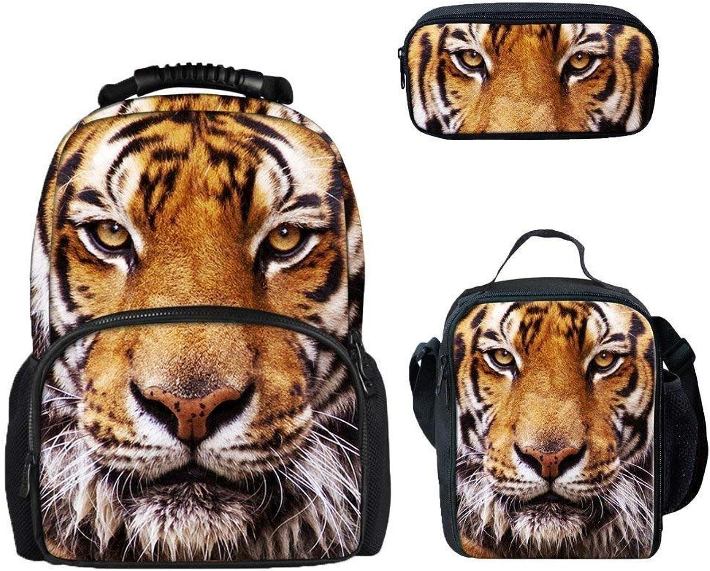Lounayy Cat Kids Backpack Student Kids Backpack Casual Backpack Backpack + Lunch Bag School Backpack Daypack Fashion Backpacks Lightweight School Daypack Satchel Satchel Rucksack Satchel