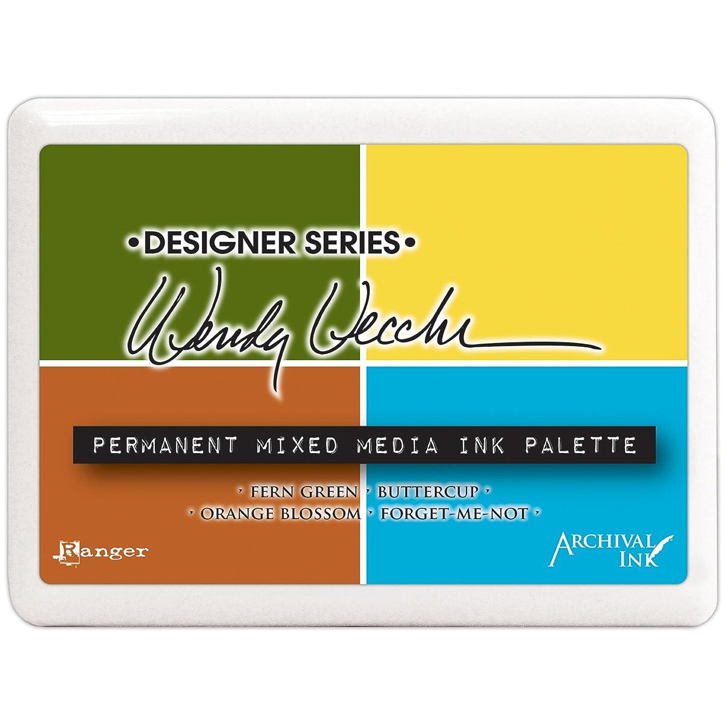 Ranger AMP47735 Wendy Vecchi Mixed Media Palette gqv954787046277