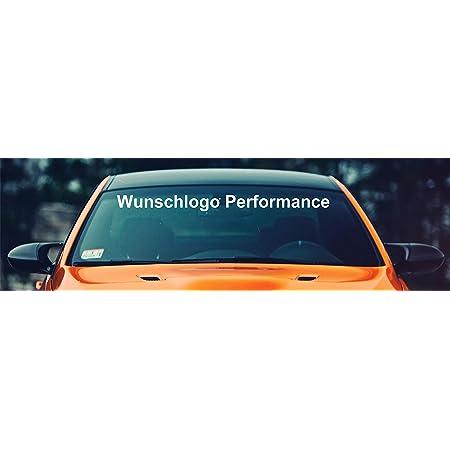 Aufkleber Kit Wunschlogo Wunschname Performance 90 Cm Frontscheibe Aufkleber Mit Montage Set Inkl Estrellina Montage Rakel Estrellina Glücksaufkleber Bürobedarf Schreibwaren