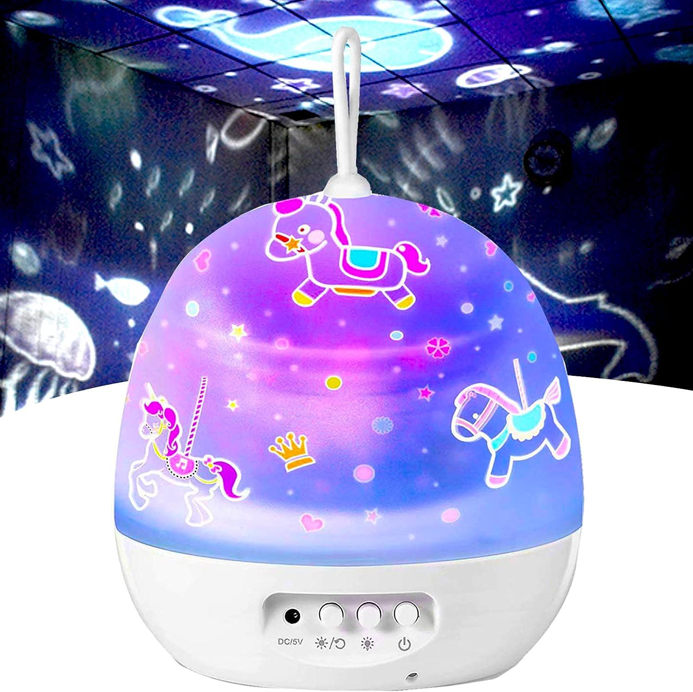 Night Light Projector Boys Max Oklahoma City Mall 68% OFF Girls Kid Stars