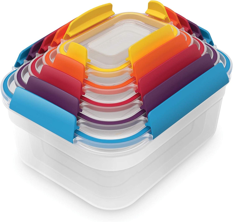 Joseph Nest Lock List price 5-Piece Storage Set Container Max 88% OFF Multi-Co -