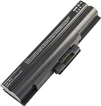 Batterymarket 11.1V 58Wh/5200mAh 6-cell Laptop Battery Compatible with Sony Vaio VGP-BPS13 VGP-BPS13A VGP-BPS13A/B VGP-BPS13B/S VGP-BPL13
