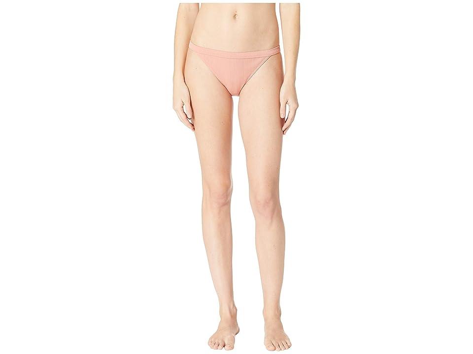 Roxy Uluwatu Waves Full Swimsuit Bottoms (Desert Sand) Women