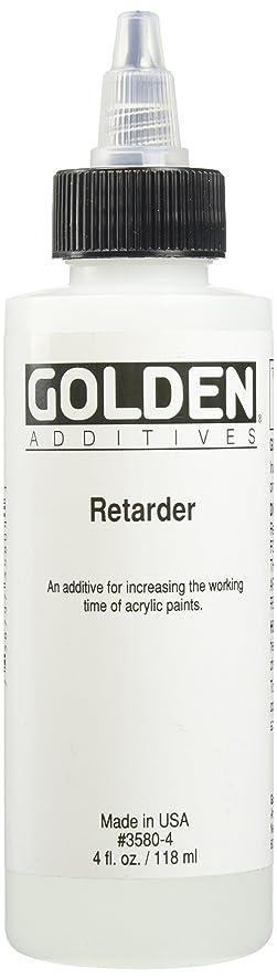3M Golden Acrylic Retarder - 4 Oz Bottle