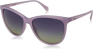 Polaroid 4066-S Gafas de Sol para Mujer, Lilac, 57 mm