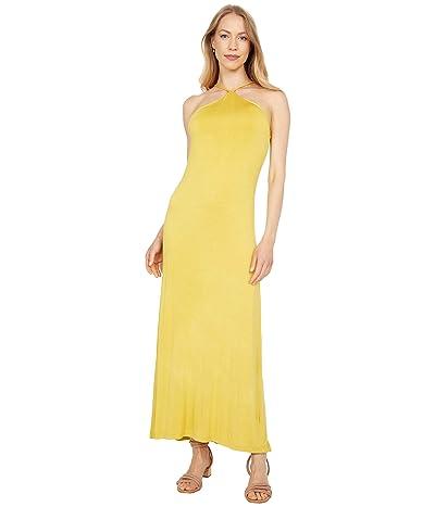 LAmade Avalon Halter Maxi Dress