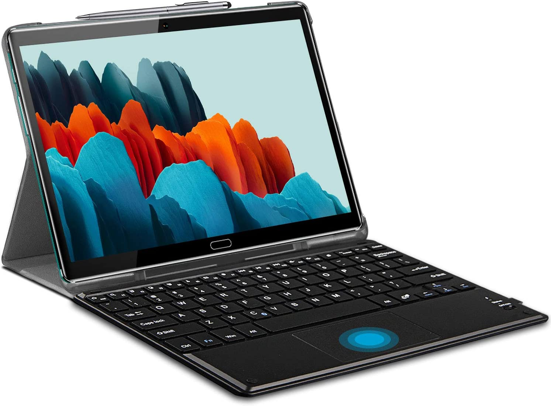 Portland Mall Tablet 10.8 inch Android 10.0 Tablets RAM 64GB Bargain 2K Storage 4GB