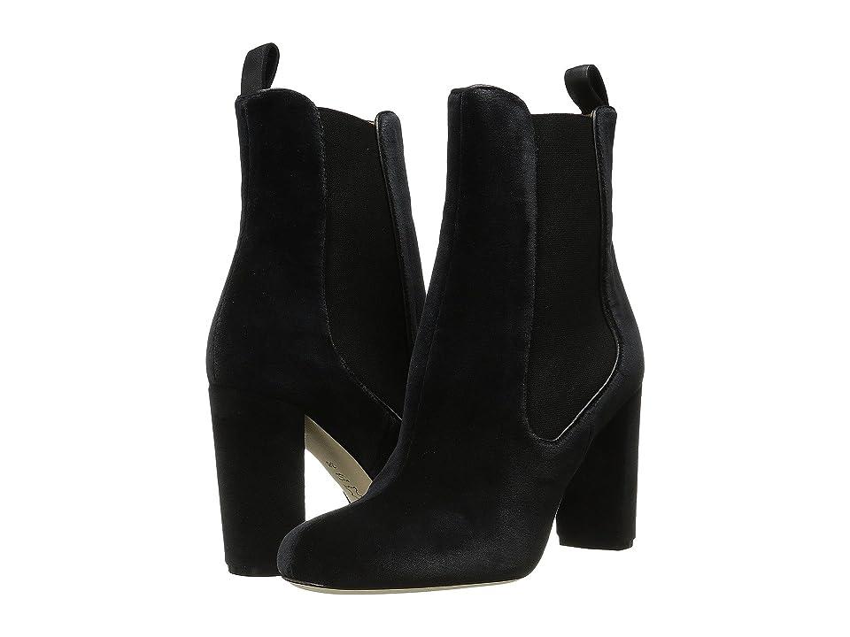 M Missoni Leather Ankle Boots (Black) Women