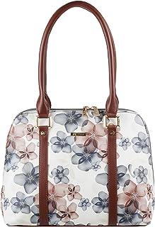 Metro Women Brown Handbag (66-6333)