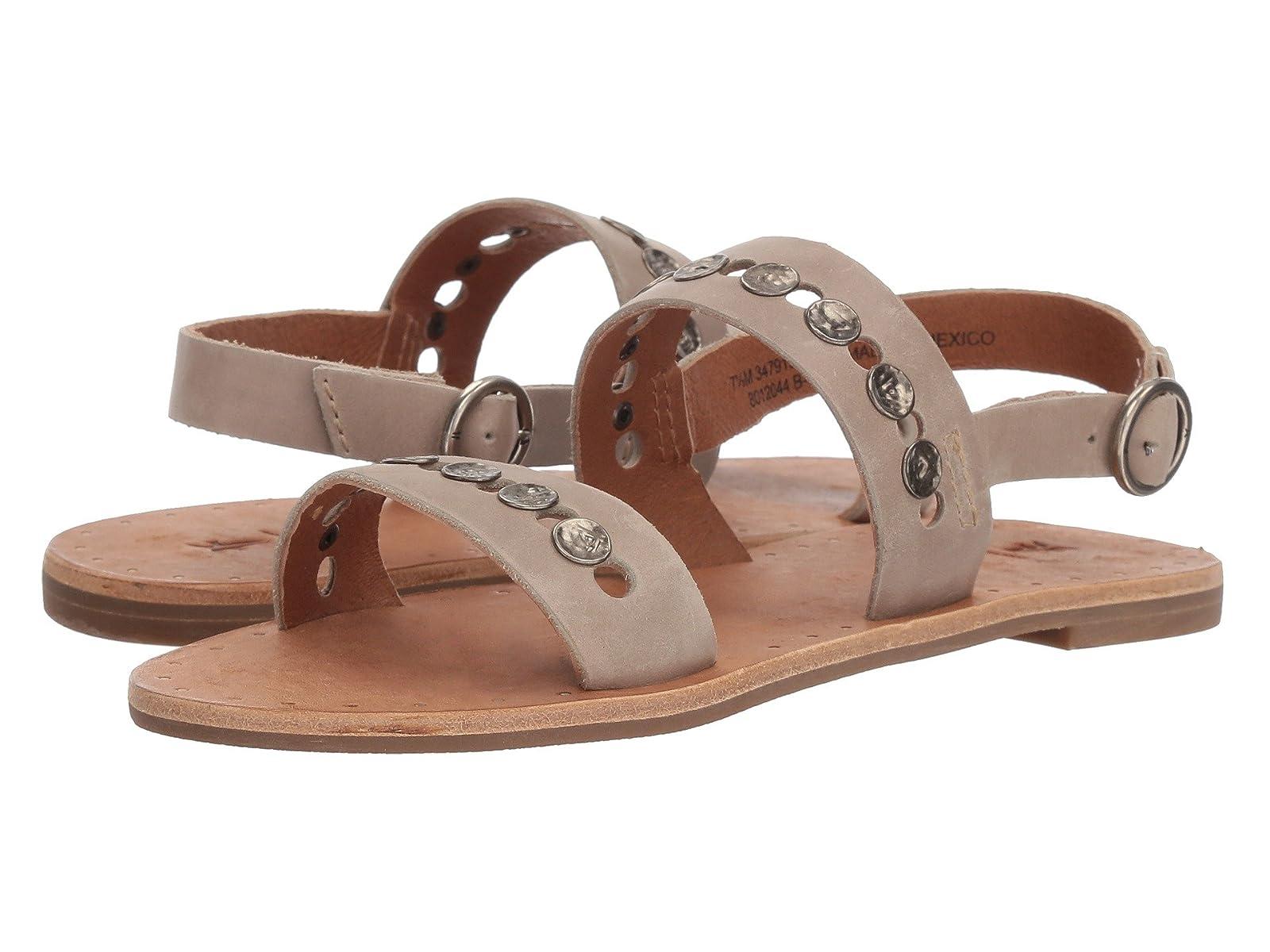 Frye Ally 2 Band Hammered Stud SlingAtmospheric grades have affordable shoes