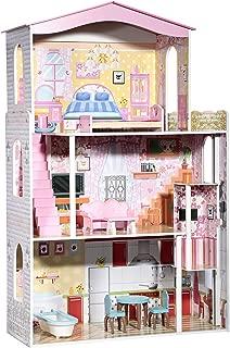 Canoe Doll House - CT201216RJ113, Multi Color
