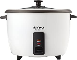 Aroma Housewares 32-Cup (Cooked) (16-Cup UNCOOKED) Pot Style Rice Cooker (ARC-7216NG)