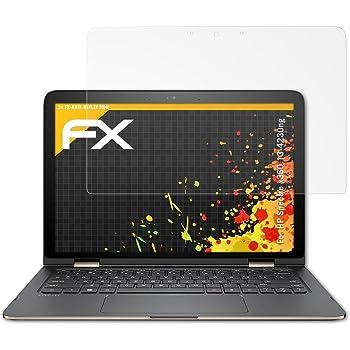 Anti-Reflex BROTECT Entspiegelungs-Schutzfolie kompatibel mit HP Spectre x360 13-ap0017ng Displayschutz-Folie Matt Anti-Fingerprint
