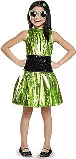 Buttercup Deluxe Powerpuff Girls Cartoon Network Costume, Small/4-6X