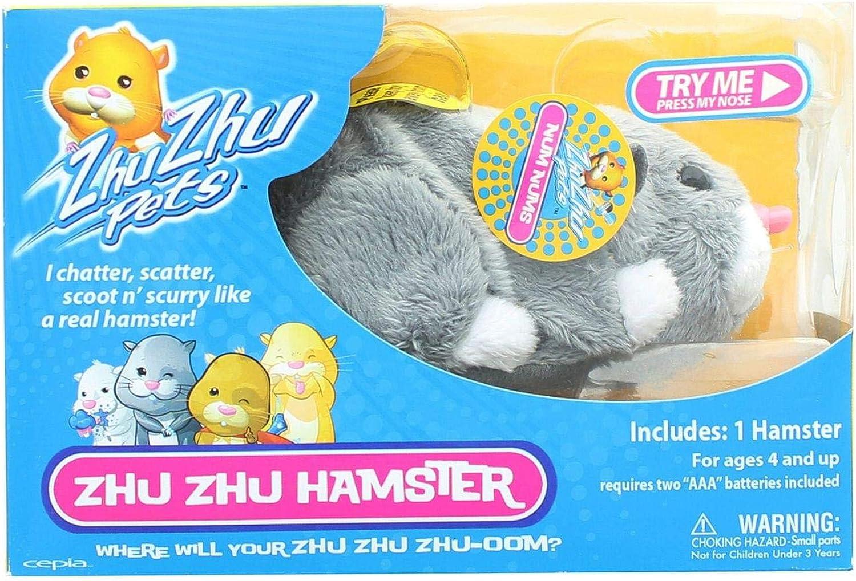 mejor opcion Zhu Zhu Pets Pets Pets Hamster Num Nums by Zhu Zhu Pets  Los mejores precios y los estilos más frescos.