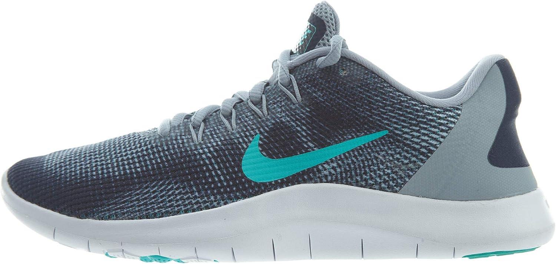 Nike Womens Flex 2018 RN Sport Low Top Running Shoes