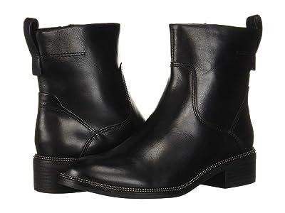 Franco Sarto Brindle (Black Leather) Women