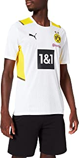 PUMA Men's Borussia Dortmund 2021/22 Season Trainning, Jersey