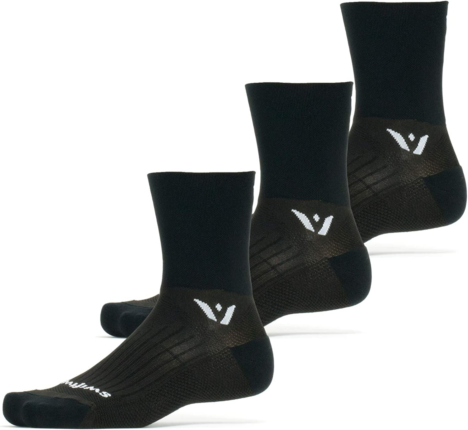 Swiftwick - PERFORMANCE FOUR 3 trend rank S Today's only Trail Pairs Cycling Running