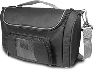 USA Gear MTG Deck Card Carrying Case Magic The Gathering Deck & Supply Bag with Adjustable Interior & Weather Resistant Ex...