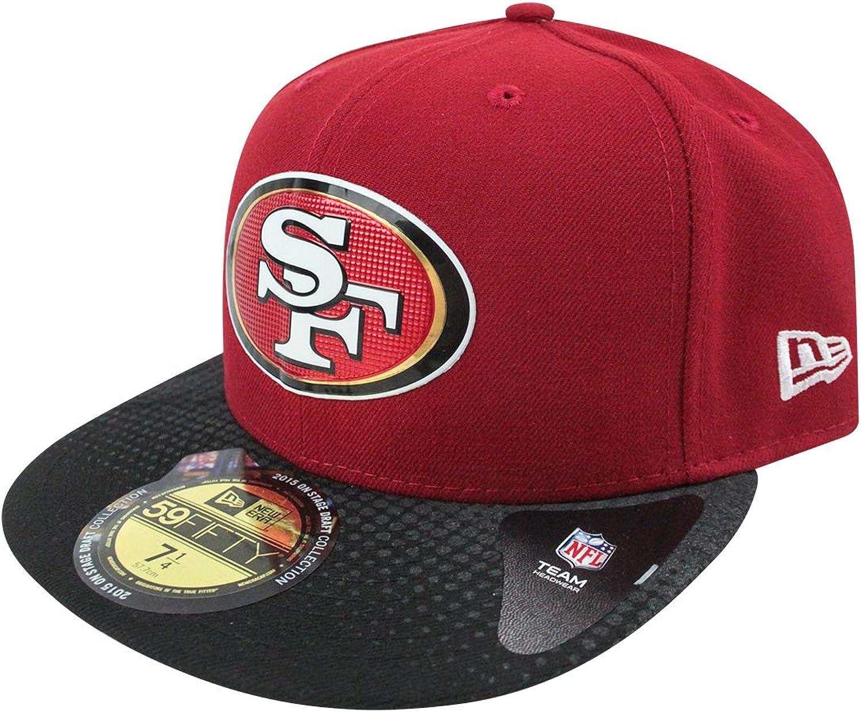 New Era 59Fifty NFL San Francisco 49ers Draft Cap